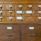 Touring the Meritt Library: The Agora Cabinets