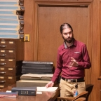 Touring the Meritt Library: Open House