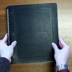 Touring the Meritt Library: The Meritt Notebooks